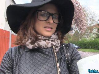 Billie Star Fashion Student Fucks a Stranger