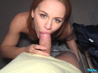 Jenny Manson Russian Redhead Takes Cash For Sex