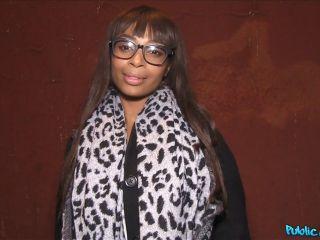 Lola Marie Ebony Business Women Strikes a Deal