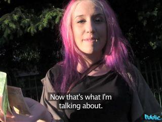 Proxy Paige USA Slut Talks Dirty As She Fucks