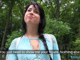 Taissia Shanti She Said Yes For Creampie In The Woods!